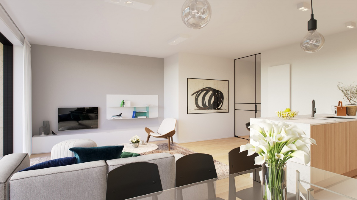 Type appartement
